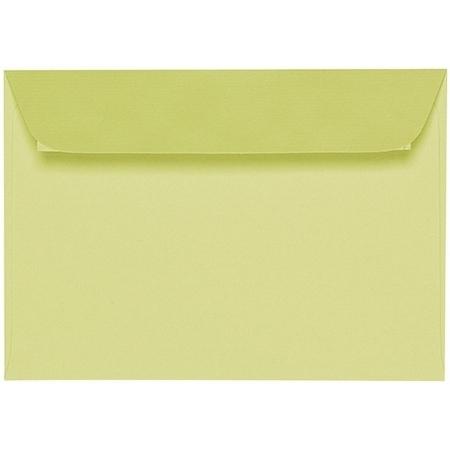 Artoz 1001 - 'Lime' Envelope. 162mm x 114mm 100gsm C6 Peel/Seal Envelope.