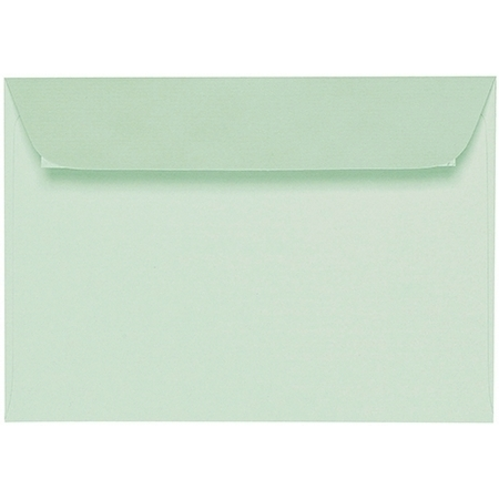Artoz 1001 - 'Pale Mint' Envelope. 162mm x 114mm 100gsm C6 Peel/Seal Envelope.