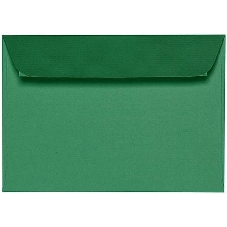 Artoz 1001 - 'Firtree Green' Envelope. 162mm x 114mm 100gsm C6 Peel/Seal Envelope.