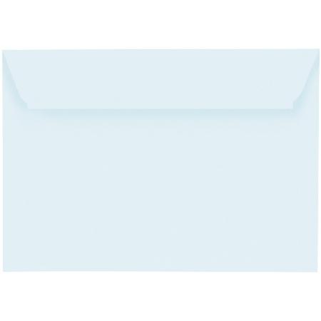 Artoz 1001 - 'Light Blue' Envelope. 162mm x 114mm 100gsm C6 Peel/Seal Envelope.