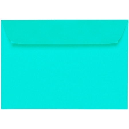 Artoz 1001 - 'Emerald Green' Envelope. 162mm x 114mm 100gsm C6 Peel/Seal Envelope.