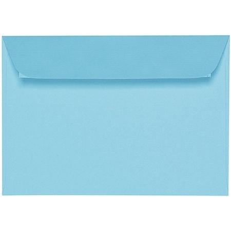 Artoz 1001 - 'Azure Blue' Envelope. 162mm x 114mm 100gsm C6 Peel/Seal Envelope.