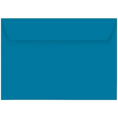 Artoz 1001 - 'Teal' Envelope. 162mm x 114mm 100gsm C6 Peel/Seal Envelope.