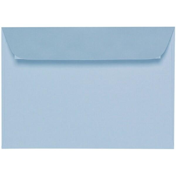 Artoz 1001 - 'Pastel Blue' Envelope. 162mm x 114mm 100gsm C6 Peel/Seal Envelope.
