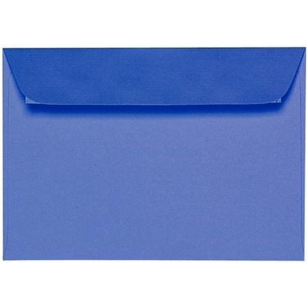 Artoz 1001 - 'Majestic Blue' Envelope. 162mm x 114mm 100gsm C6 Peel/Seal Envelope.