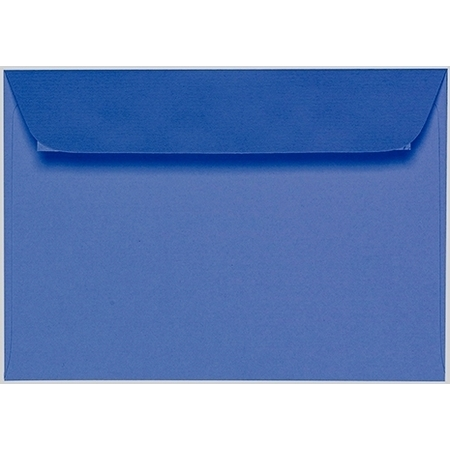 Artoz 1001 - 'Royal Blue' Envelope. 162mm x 114mm 100gsm C6 Peel/Seal Envelope.