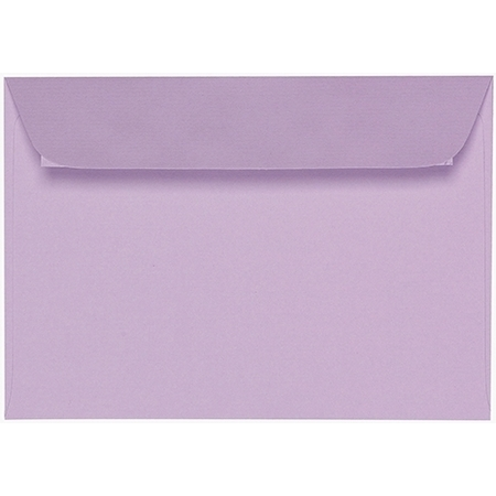 Artoz 1001 - 'Lilac' Envelope. 162mm x 114mm 100gsm C6 Peel/Seal Envelope.