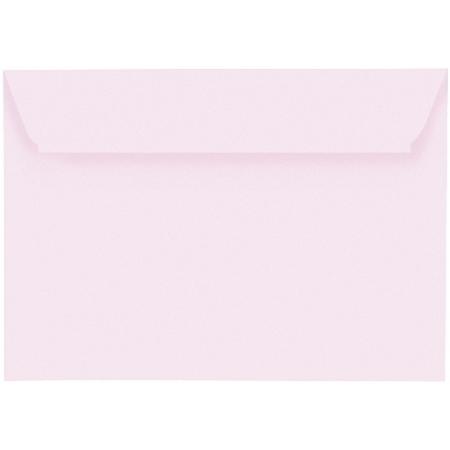 Artoz 1001 - 'Delicate Pink' Envelope. 162mm x 114mm 100gsm C6 Peel/Seal Envelope.