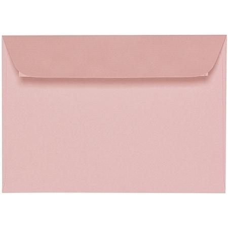 Artoz 1001 - 'Pink' Envelope. 162mm x 114mm 100gsm C6 Peel/Seal Envelope.