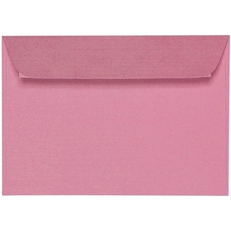 Artoz 1001 - 'Coral' Envelope. 162mm x 114mm 100gsm C6 Peel/Seal Envelope.