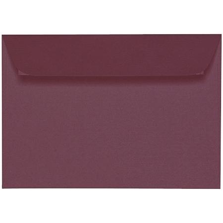 Artoz 1001 - 'Marsala' Envelope. 162mm x 114mm 100gsm C6 Peel/Seal Envelope.