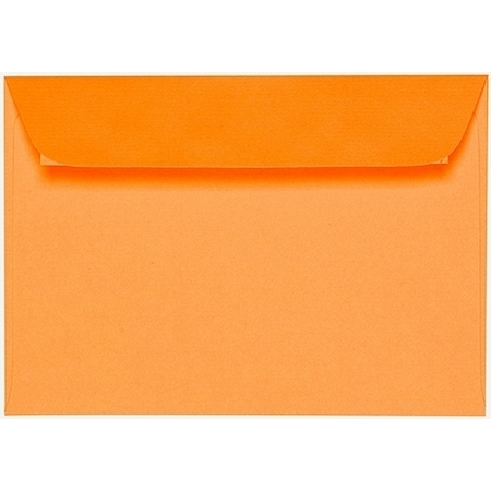 Artoz 1001 - 'Mango' Envelope. 162mm x 114mm 100gsm C6 Peel/Seal Envelope.