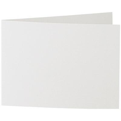 Artoz 1001 - 'Silver Grey' Card. 296mm x 105mm 220gsm A6 Folded (Short Edge) Card.
