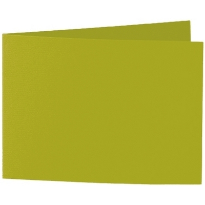 Artoz 1001 - 'Bamboo' Card. 296mm x 105mm 220gsm A6 Folded (Short Edge) Card.