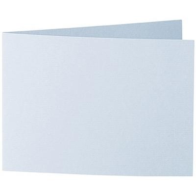 Artoz 1001 - 'Aqua' Card. 296mm x 105mm 220gsm A6 Folded (Short Edge) Card.