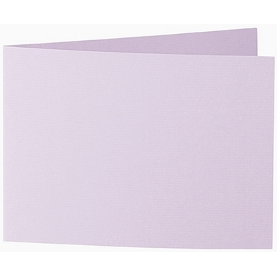 Artoz 1001 - 'Rose Quartz' Card. 296mm x 105mm 220gsm A6 Folded (Short Edge) Card.