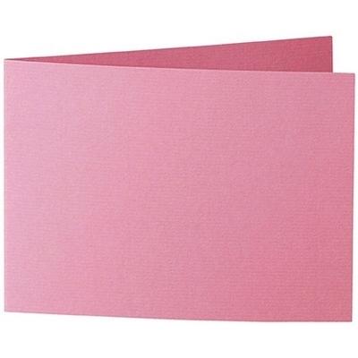 Artoz 1001 - 'Coral' Card. 296mm x 105mm 220gsm A6 Folded (Short Edge) Card.