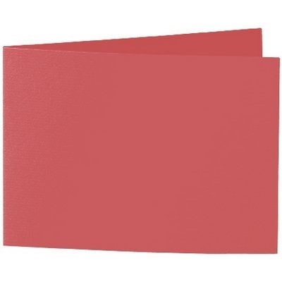 Artoz 1001 - 'Watermelon' Card. 296mm x 105mm 220gsm A6 Folded (Short Edge) Card.
