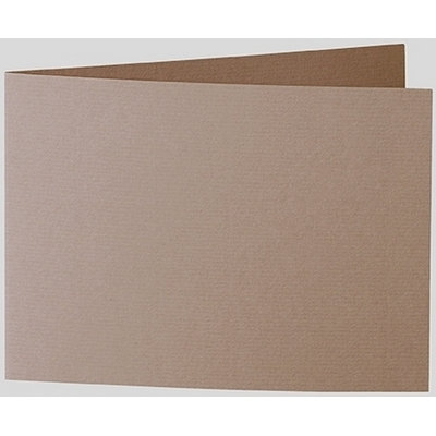 Artoz 1001 - 'Olive' Card. 296mm x 105mm 220gsm A6 Folded (Short Edge) Card.