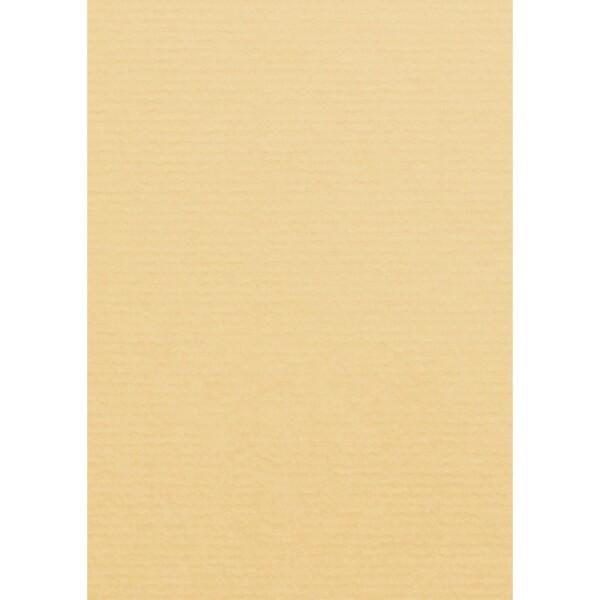 Artoz 1001 - 'Honey Yellow' Card. 148mm x 105mm 220gsm A6 Card.