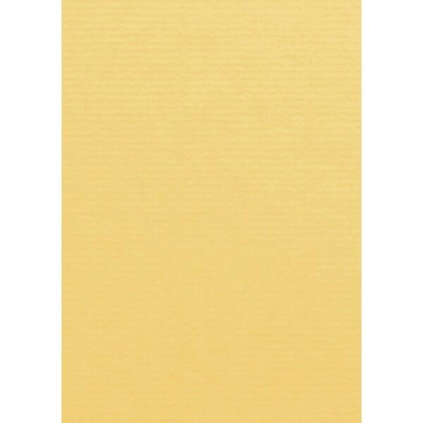 Artoz 1001 - 'Light Yellow' Card. 148mm x 105mm 220gsm A6 Card.