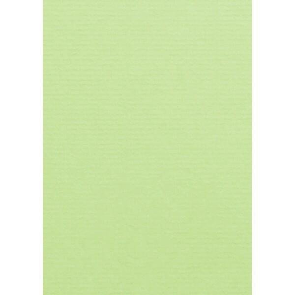 Artoz 1001 - 'Birchtree Green' Card. 148mm x 105mm 220gsm A6 Card.