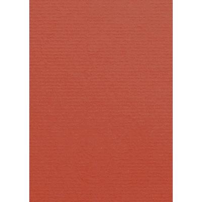 Artoz 1001 - 'Fire Red' Card. 148mm x 105mm 220gsm A6 Card.