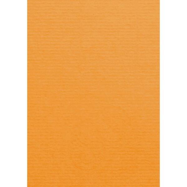 Artoz 1001 - 'Orange' Card. 148mm x 105mm 220gsm A6 Card.