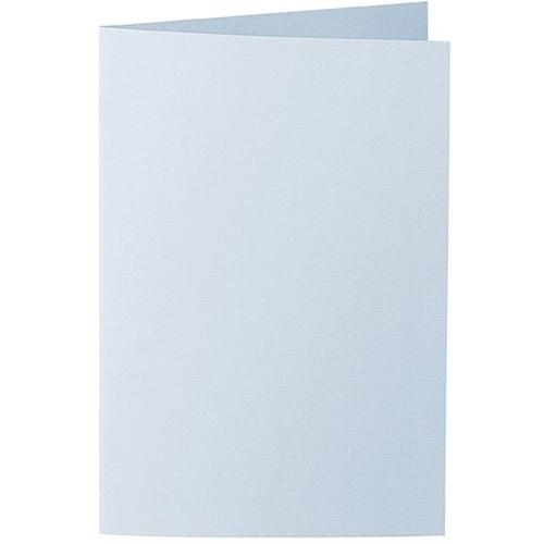 Artoz 1001 - 'Aqua' Card. 240mm x 169mm 220gsm B6 Bi-Fold (Long Edge) Card.
