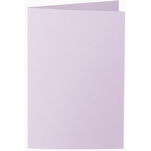 Artoz 1001 - 'Rose Quartz' Card. 240mm x 169mm 220gsm B6 Bi-Fold (Long Edge) Card.