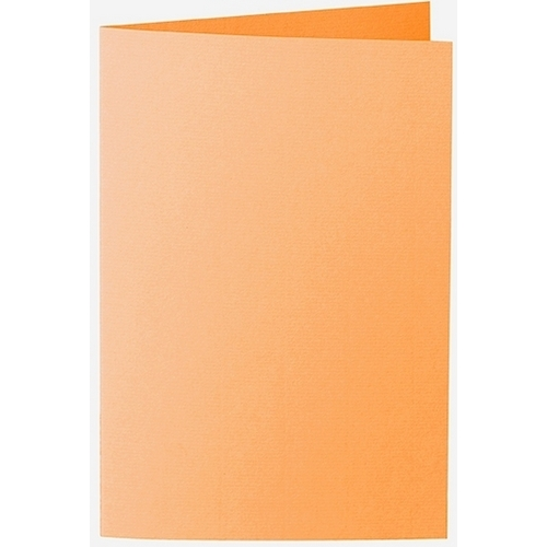 Artoz 1001 - 'Mango' Card. 240mm x 169mm 220gsm B6 Bi-Fold (Long Edge) Card.