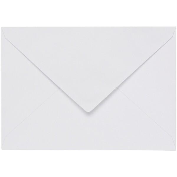 Artoz 1001 - 'Blossom White' Envelope. 178mm x 125mm 100gsm B6 Gummed Envelope.