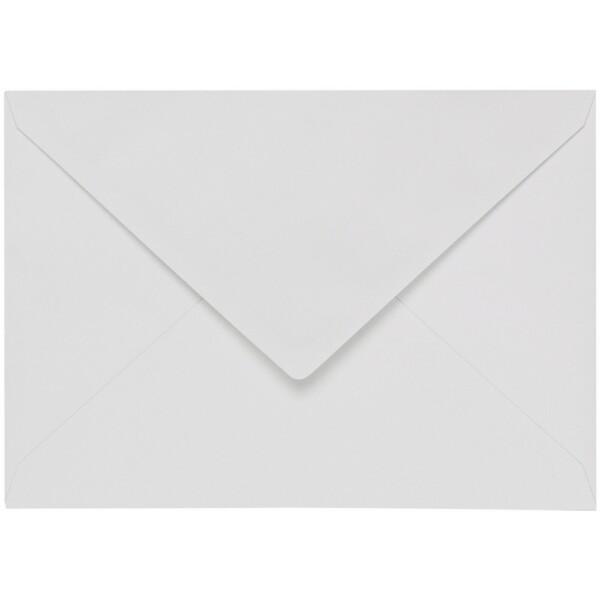 Artoz 1001 - 'Bianco White' Envelope. 178mm x 125mm 100gsm B6 Gummed Envelope.