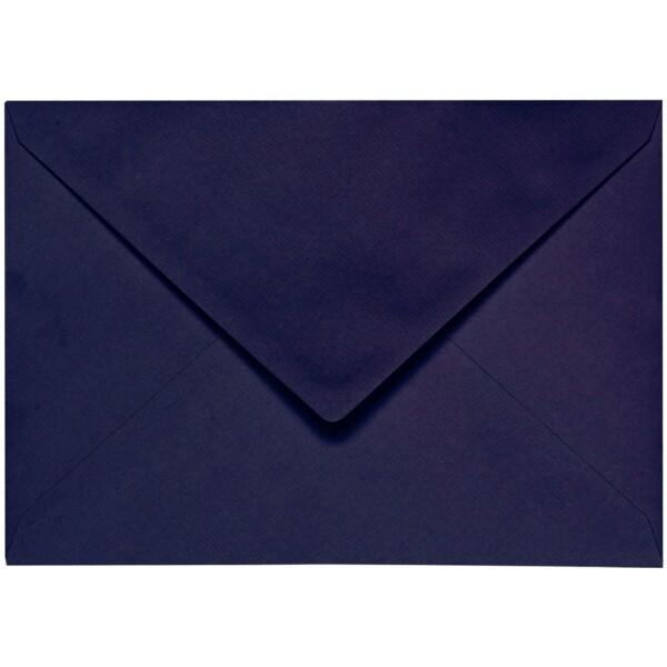 Artoz 1001 - 'Jet Black' Envelope. 178mm x 125mm 100gsm B6 Gummed Envelope.