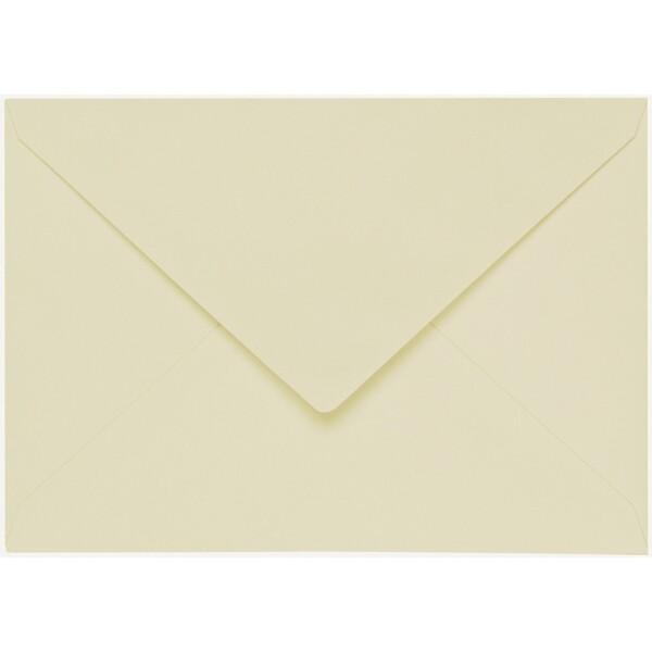 Artoz 1001 - 'Crema' Envelope. 178mm x 125mm 100gsm B6 Gummed Envelope.
