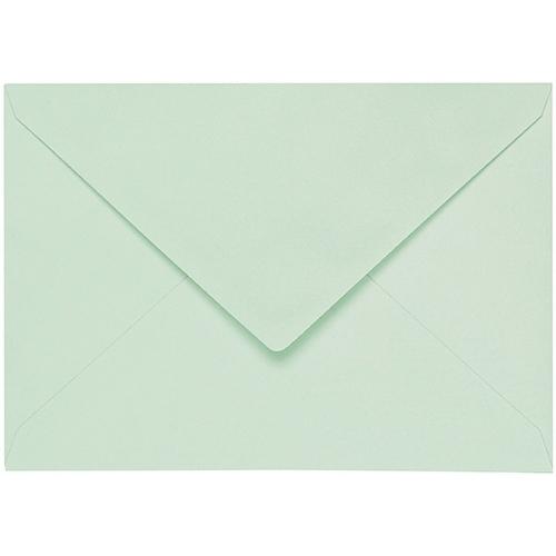 Artoz 1001 - 'Pale Mint' Envelope. 178mm x 125mm 100gsm B6 Gummed Envelope.