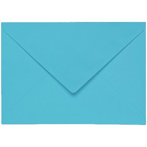 Artoz 1001 - 'Turquoise' Envelope. 178mm x 125mm 100gsm B6 Gummed Envelope.