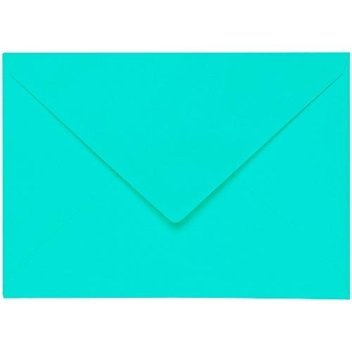 Artoz 1001 - 'Emerald Green' Envelope. 178mm x 125mm 100gsm B6 Gummed Envelope.