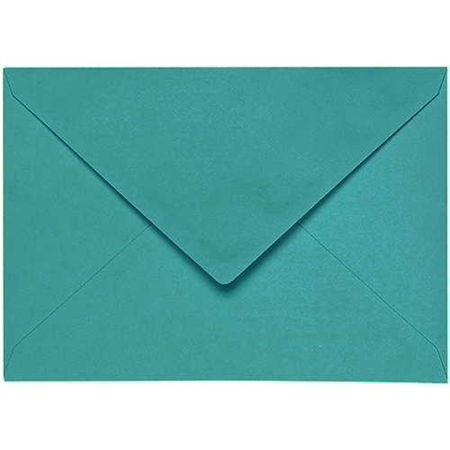Artoz 1001 - 'Tropical Green' Envelope. 178mm x 125mm 100gsm B6 Gummed Envelope.
