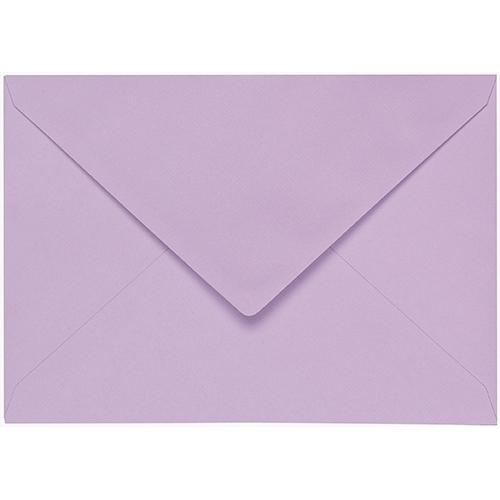 Artoz 1001 - 'Lilac' Envelope. 178mm x 125mm 100gsm B6 Gummed Envelope.
