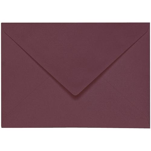 Artoz 1001 - 'Marsala' Envelope. 178mm x 125mm 100gsm B6 Gummed Envelope.