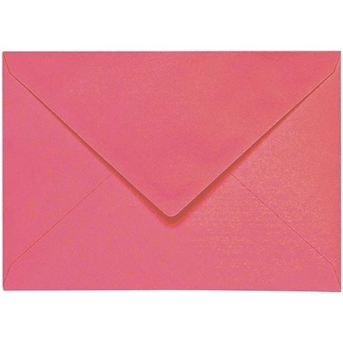 Artoz 1001 - 'Watermelon' Envelope. 178mm x 125mm 100gsm B6 Gummed Envelope.