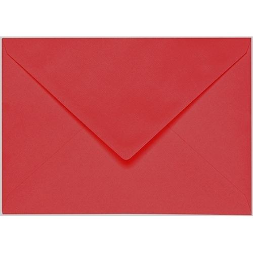 Artoz 1001 - 'Red' Envelope. 178mm x 125mm 100gsm B6 Gummed Envelope.