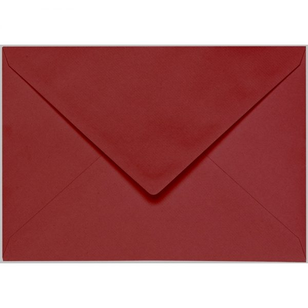 Artoz 1001 - 'Bordeaux' Envelope. 178mm x 125mm 100gsm B6 Gummed Envelope.