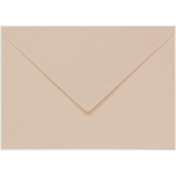 Artoz 1001 - 'Apricot' Envelope. 178mm x 125mm 100gsm B6 Gummed Envelope.
