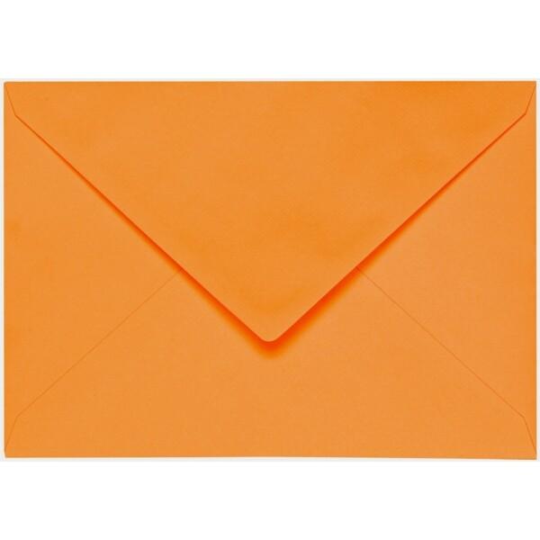 Artoz 1001 - 'Orange' Envelope. 178mm x 125mm 100gsm B6 Gummed Envelope.
