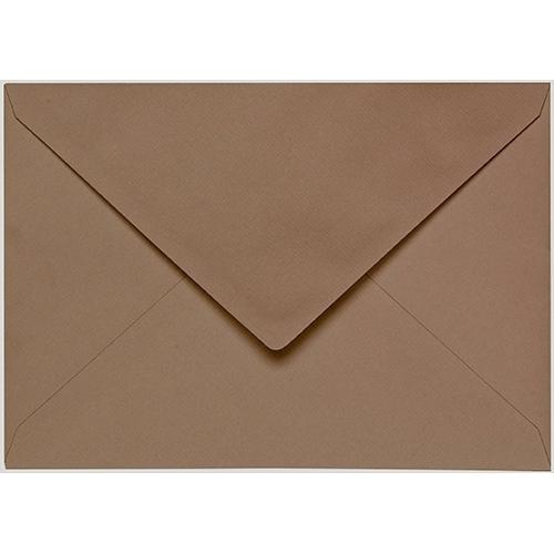 Artoz 1001 - 'Olive' Envelope. 178mm x 125mm 100gsm B6 Gummed Envelope.