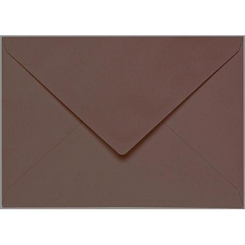 Artoz 1001 - 'Brown' Envelope. 178mm x 125mm 100gsm B6 Gummed Envelope.