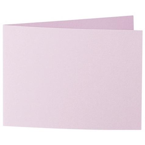 Artoz 1001 - 'Cherry Blossom' Card. 338mm x 120mm 220gsm B6 Bi-Fold (Short Edge) Card.