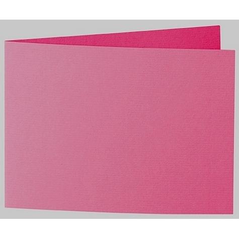 Artoz 1001 - 'Fuchsia' Card. 338mm x 120mm 220gsm B6 Bi-Fold (Short Edge) Card.